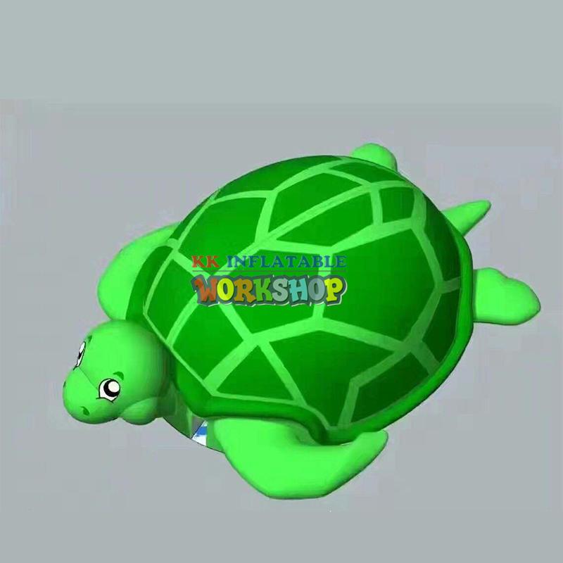 Inflatable outdoor Children's  tortoise castle