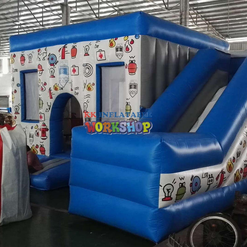 Inflatable Cartoon Bouncer Amusement park