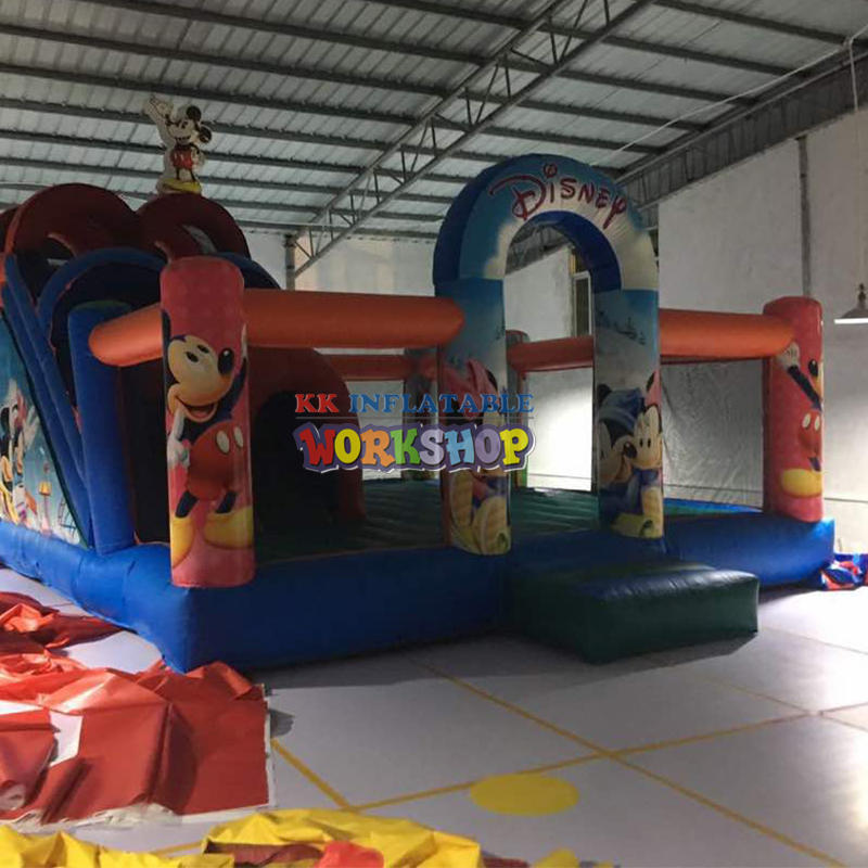 Small Jumping Inflatable Bouncing Castle