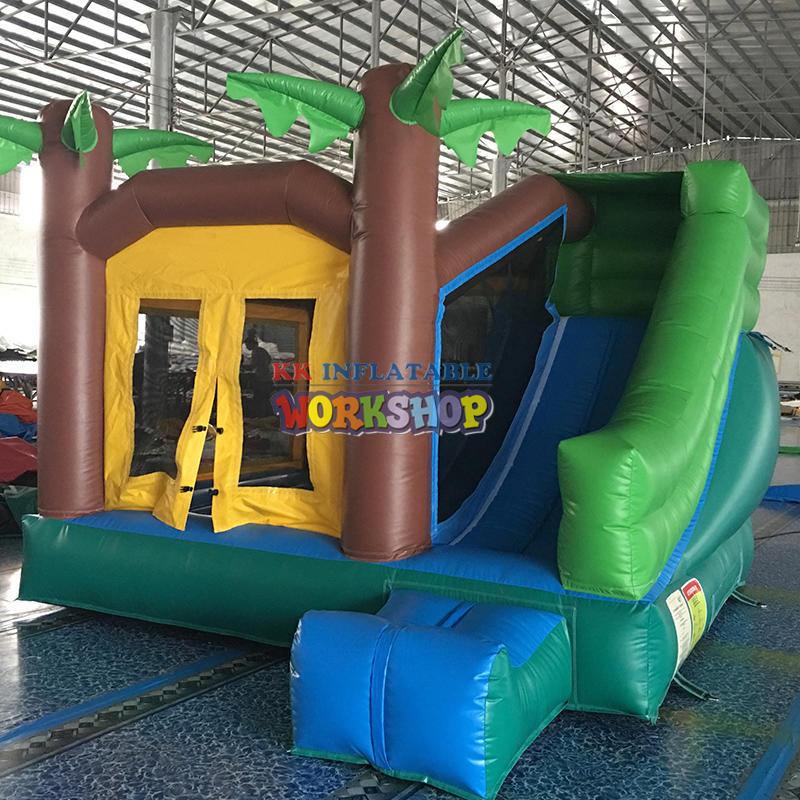 inflatabledryslidejumpingcastle