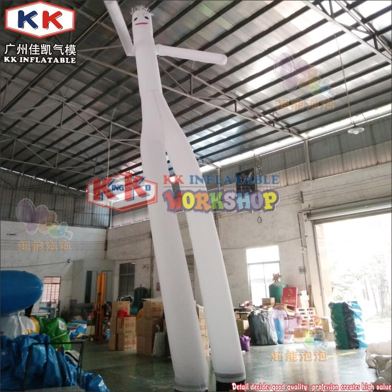 Customized Cartoon Sky Air Dancer Model