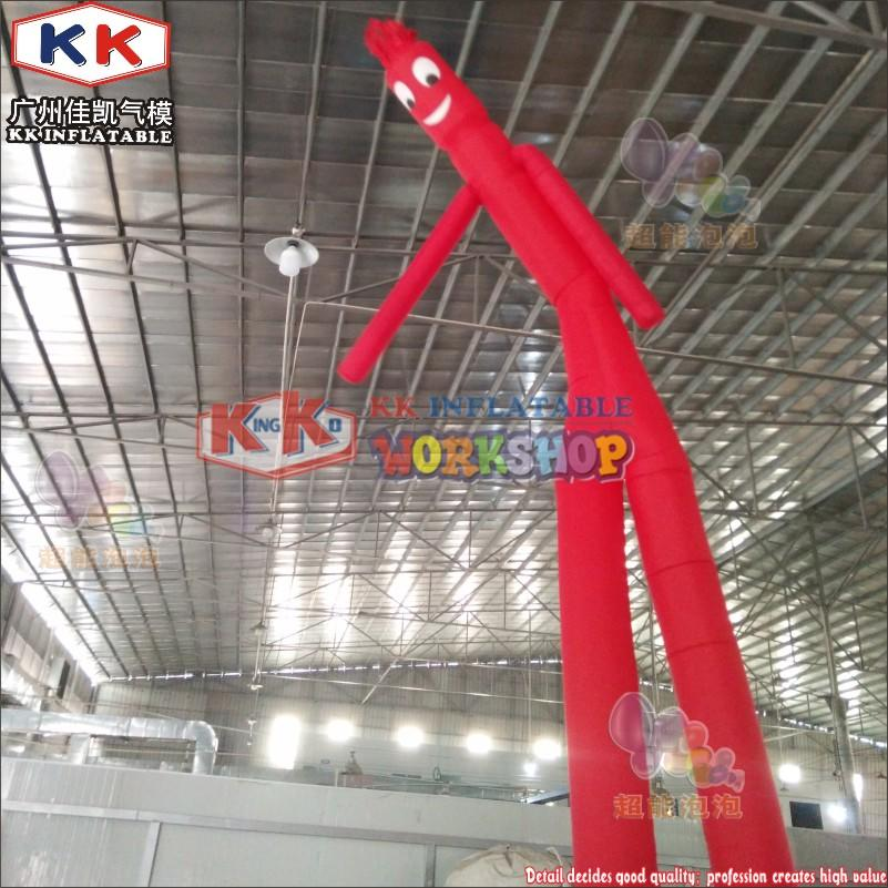 Inflatable Air Tube Man Supplier Customized