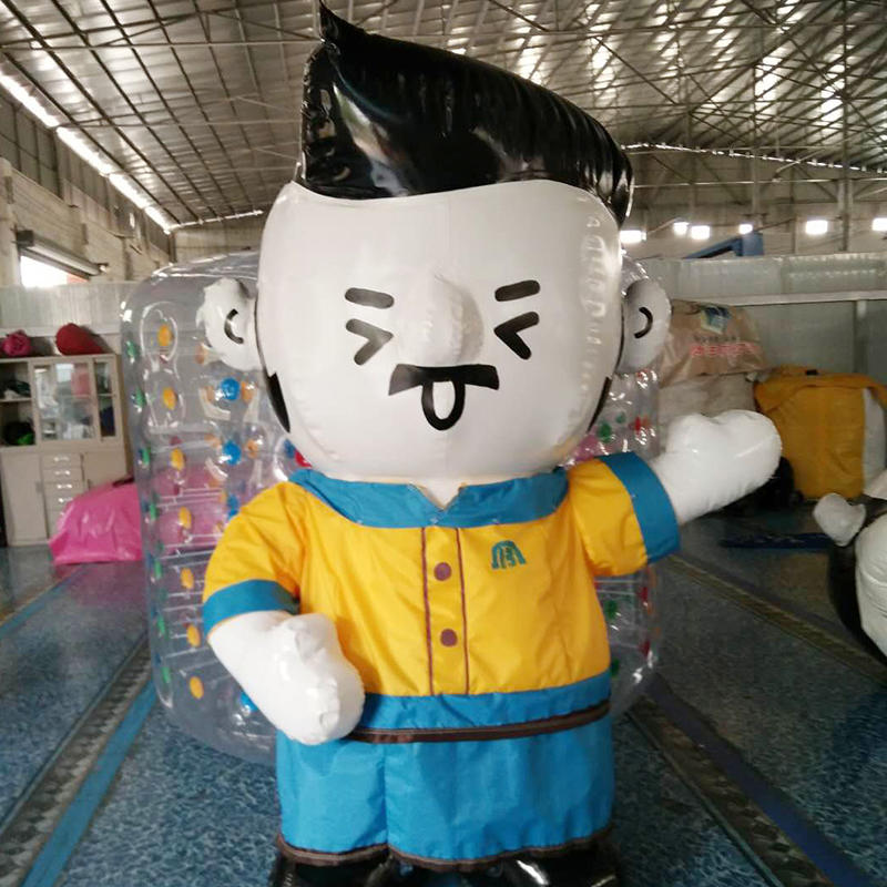 Inflatable advertising model for sale