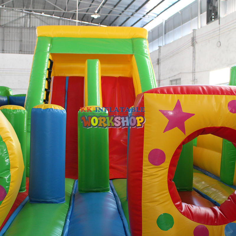 customized outdoor inflatable bouncy