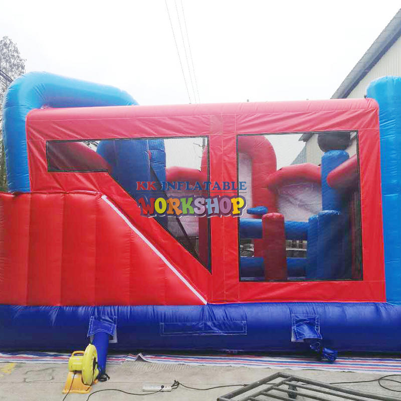 5x6m Inflatable challenge game bouncy castle