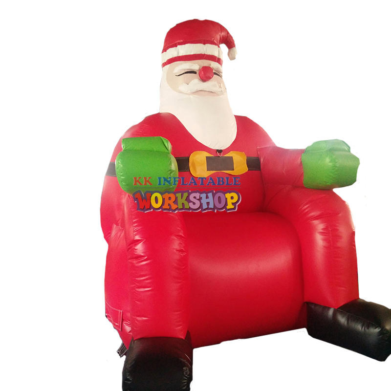 3M inflatable santa claus cartoon