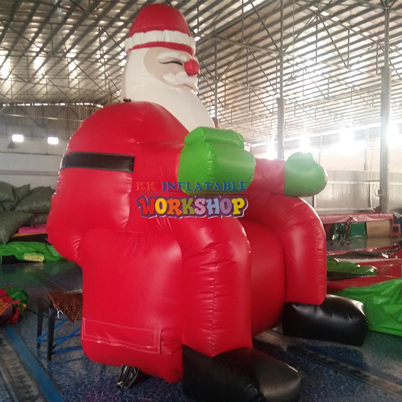 3M inflatable santa claus cartoon