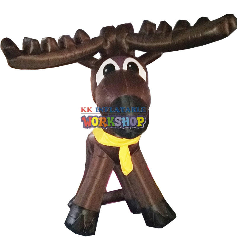 Commercial custom inflatable Christmas model