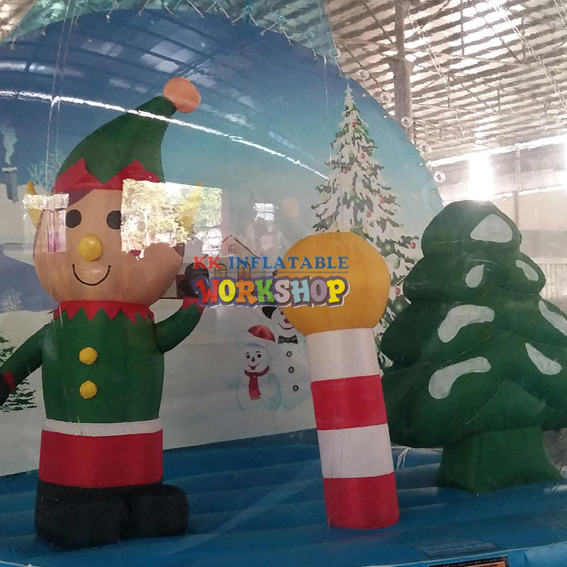 Inflatable  Christmas Tree Advertising Exhibition
