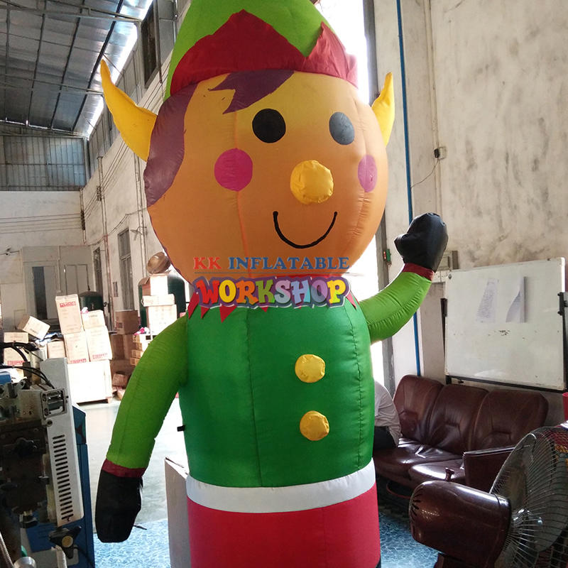 Inflatable Cartoon Advertisement Model