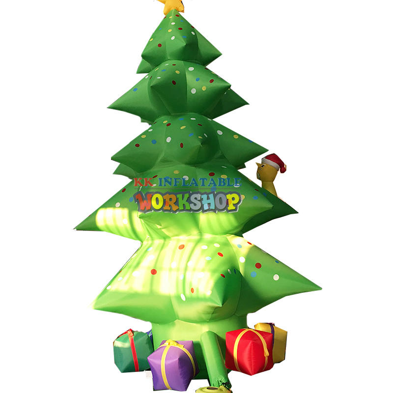 inflatable Christmas Garden Decoration advertising Prop