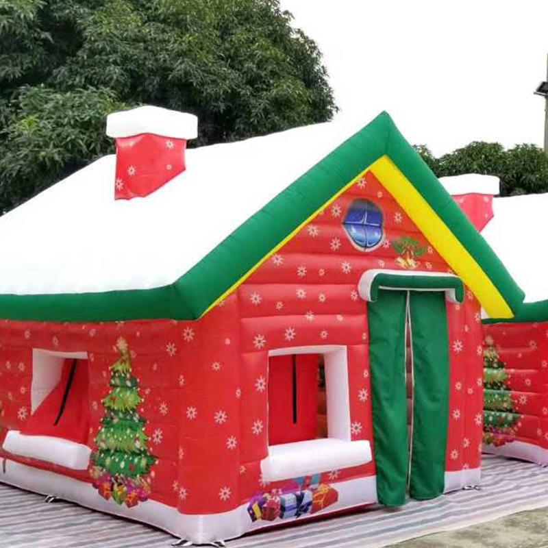 inflatable Christmas Garden Decoration advertising Prop
