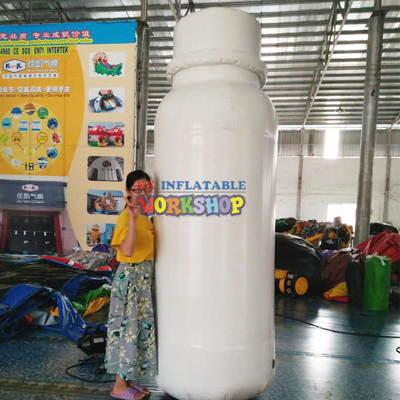giant inflatable bottle Advertising exhibition