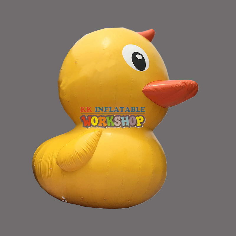 giant inflatable duck Advertising