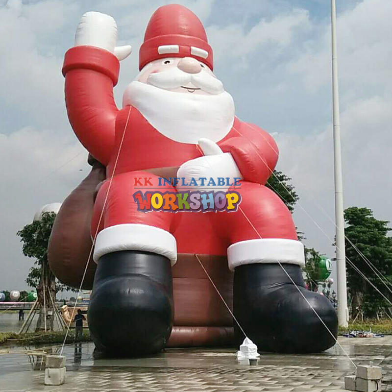 custom large inflatable advertising model