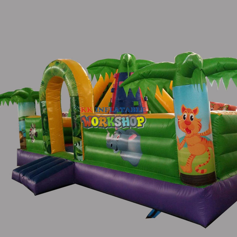factory direct inflatable barrier combination