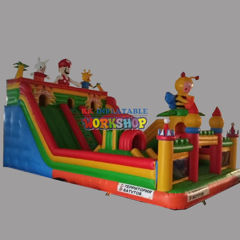 Commercial inflatable bouncer for kids