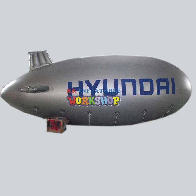 advertising inflatable helium