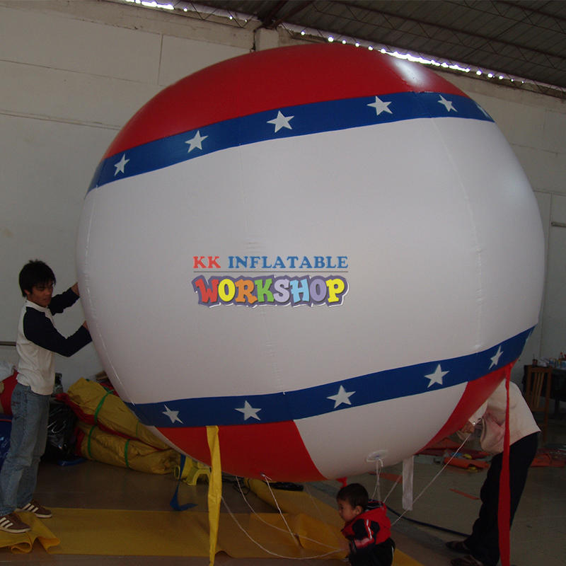 giant advertising floating ball