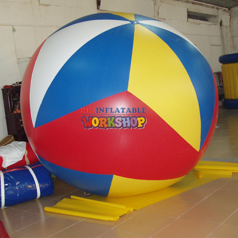 PVC lift-off Inflatable helium balloon