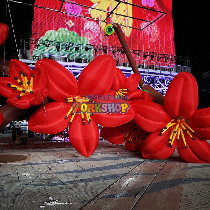 Custom inflatable advertising Kapok