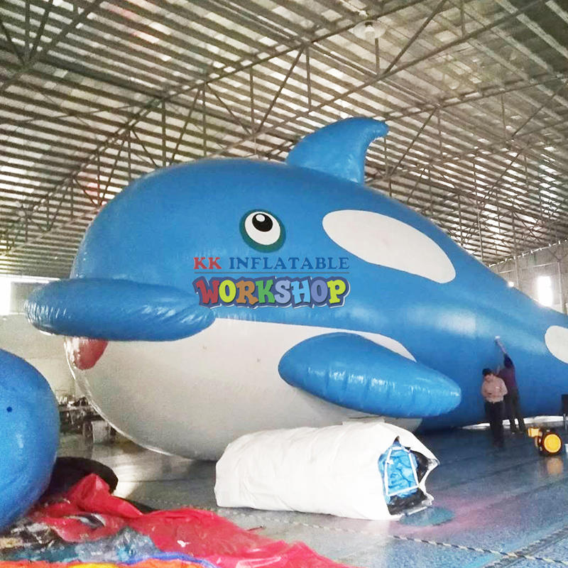 Giant 20m Inflatable Whale