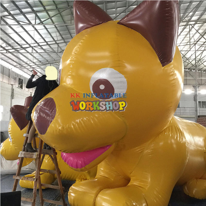 inflatable animals customized inflatable dog