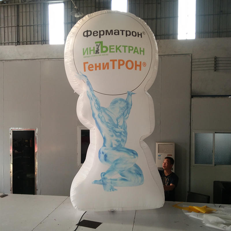 custom logo Advertising Giant Inflatable