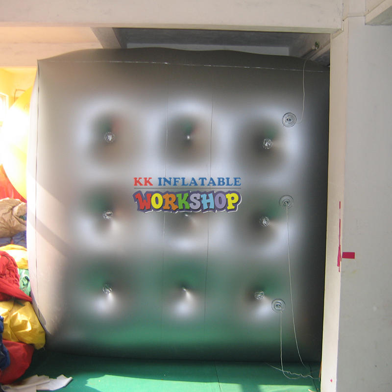 PVC inflatable floating advertising balloon