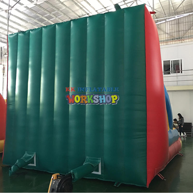 Inflatable Sticky Wall Inflatable Magic Jump Wall