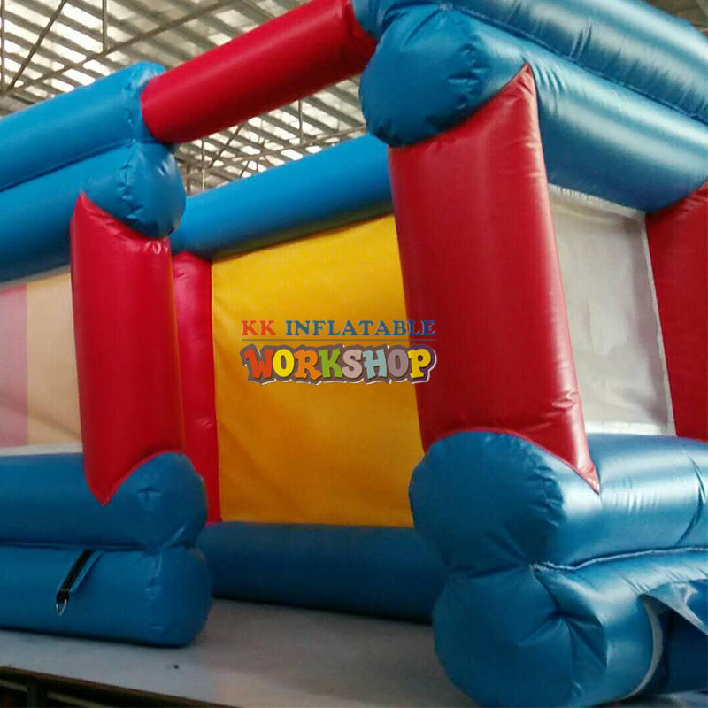 inflatable maze sport game