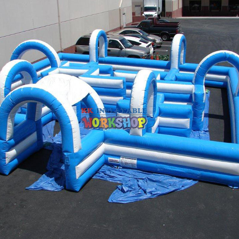 inflatable maze on sale