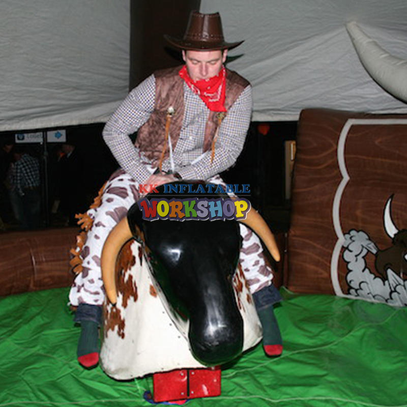 bullfighter game inflatable rodeo mechanical bull