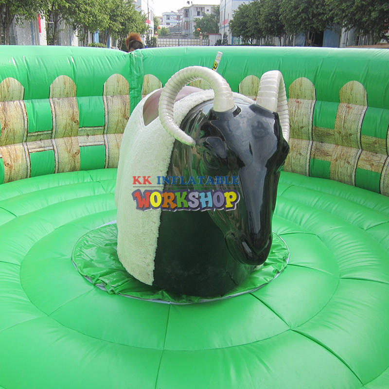 giant inflatable rodeo mechanical bull sport game