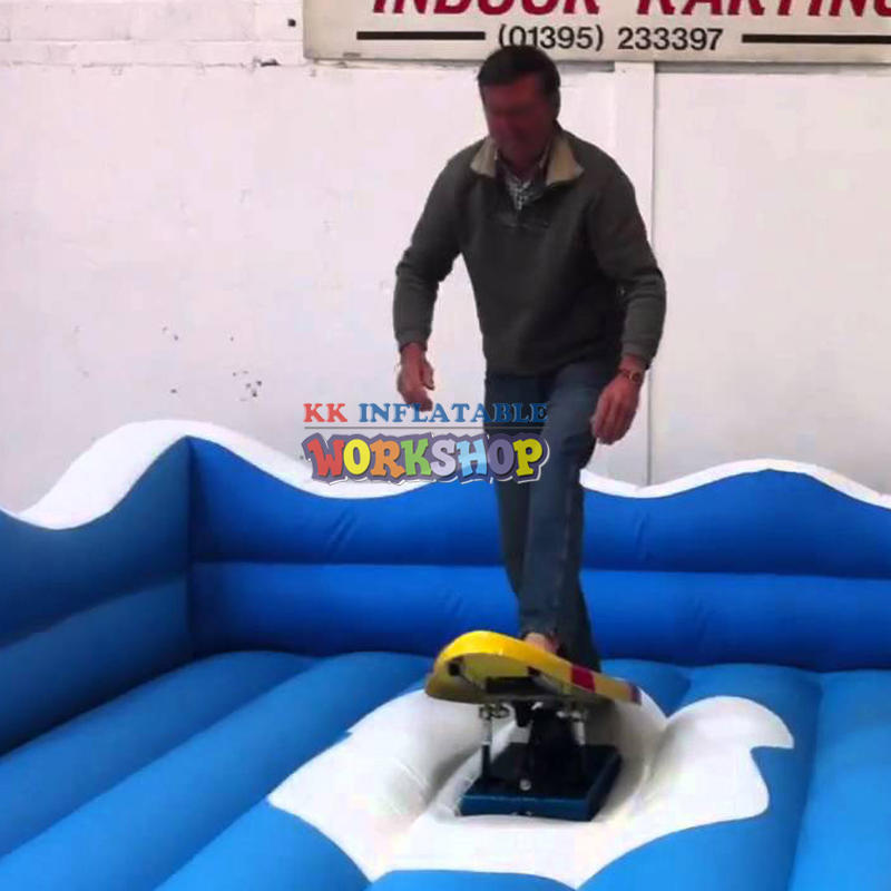 Mechanical Surfboard surf machine sport games