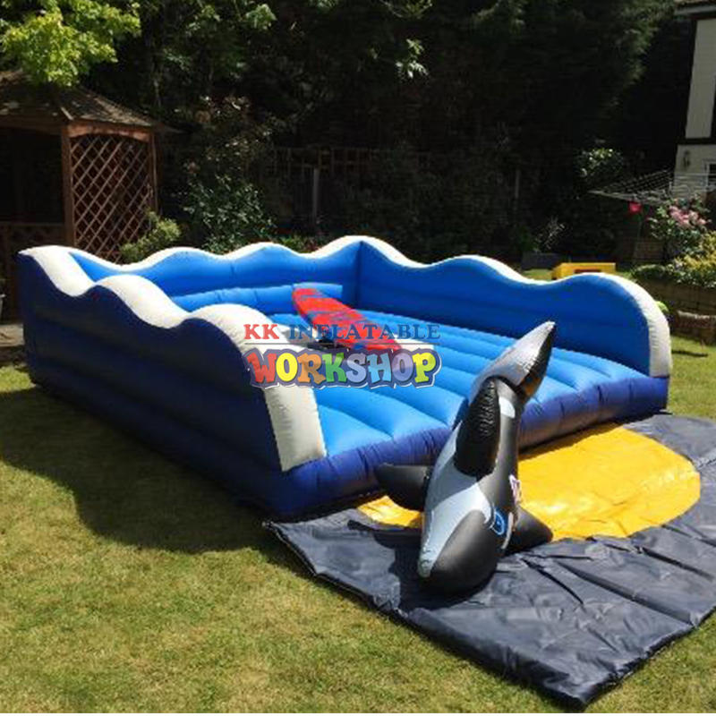 Inflatable Mechanical Surfing simulators sport games