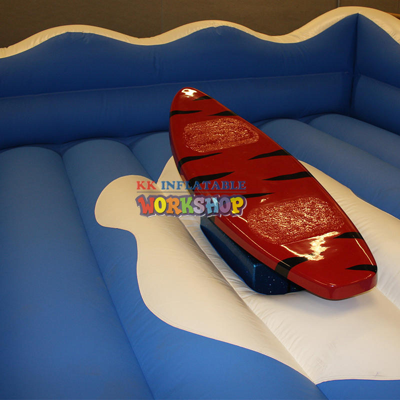 Surfboard Simulator Ride Mechanical Surfing Simulator inflatables