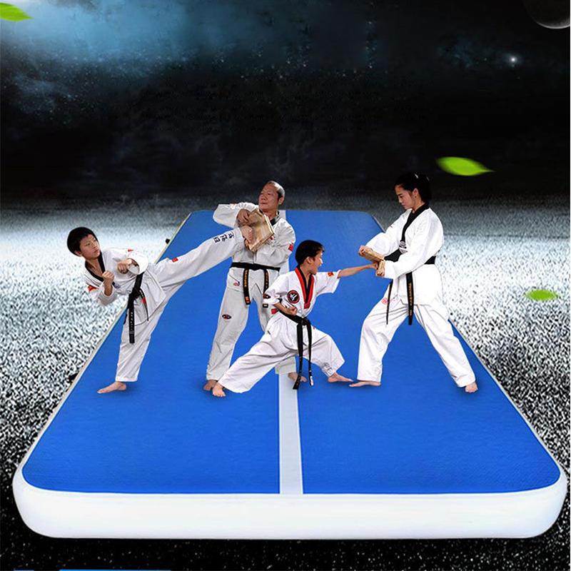 Inflatable Air Track Tumbling Gymnastic,Yoga,Taekwondo