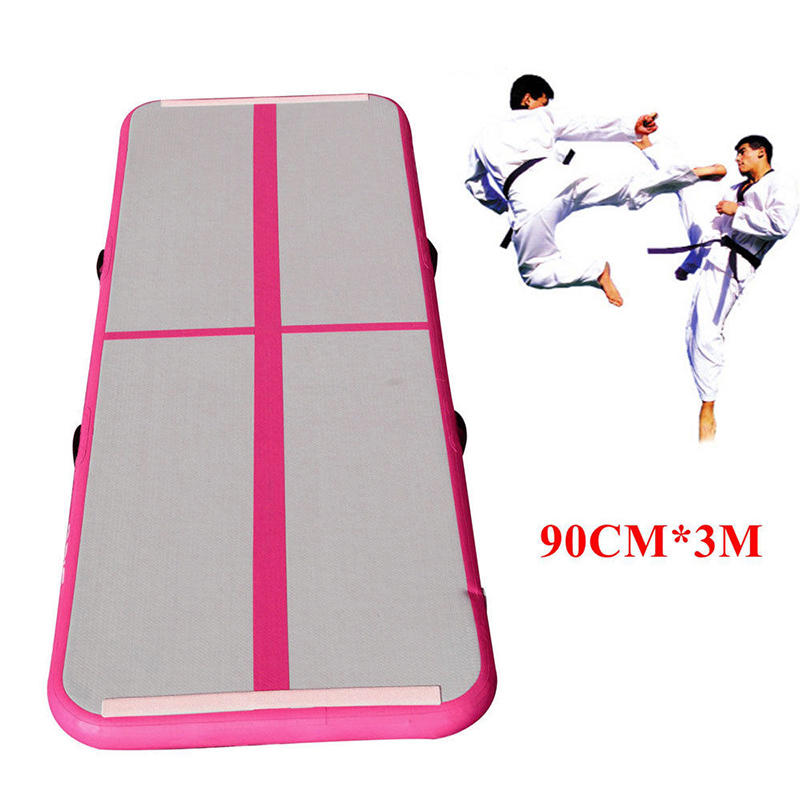 High quality portable inflatable gymnastic mat