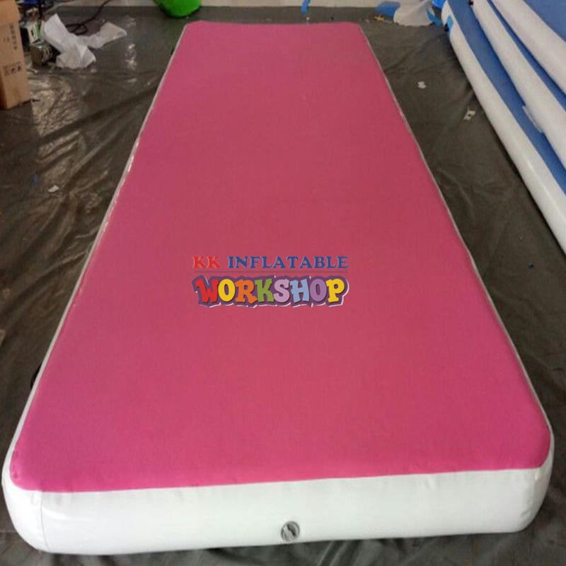 Yoga Mat Inflatable Tumble Track Trampoline