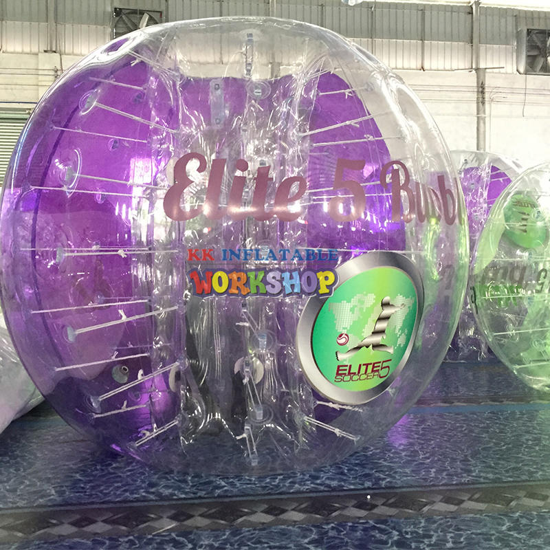 Inflatable PVC Bumper Ball Body Zorb Bubble Soccer