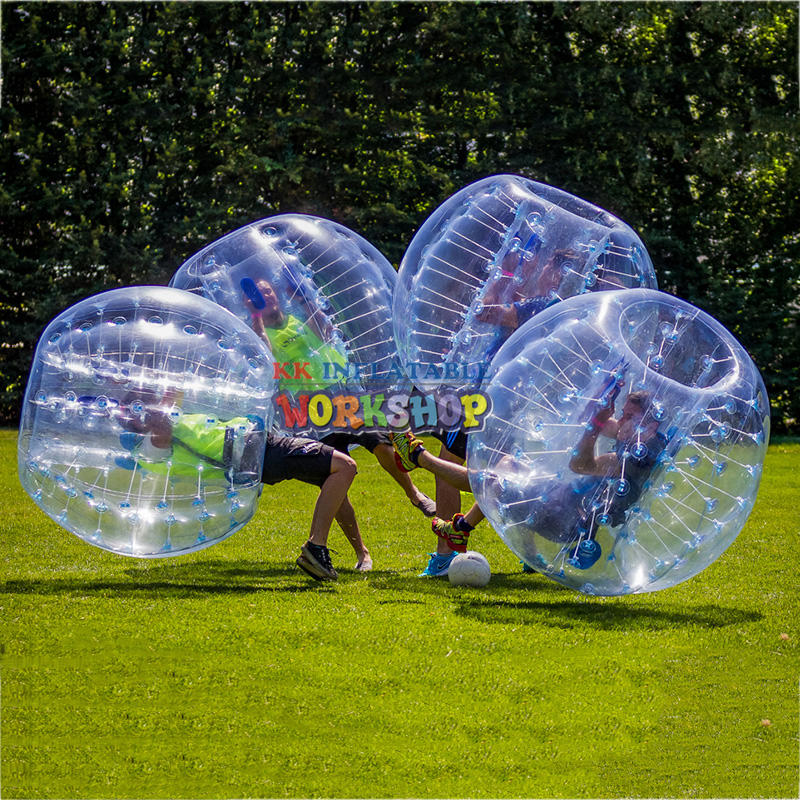Big Discount Inflatable Soccer Ball