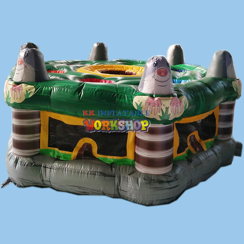 Amusement Park Inflatable Sports Games