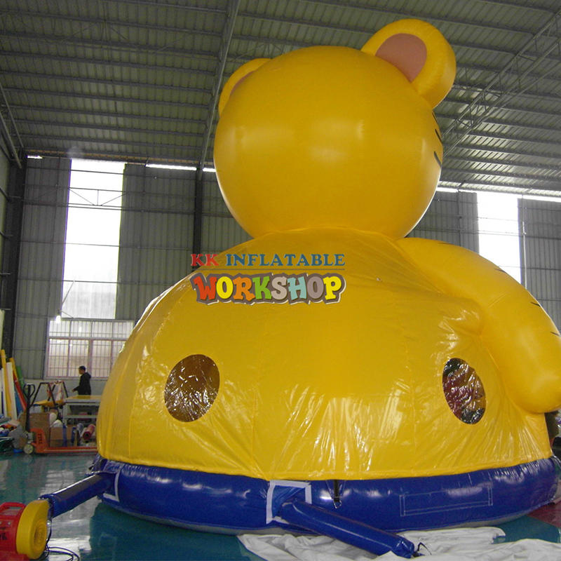 Creative duck/tiger animal model dome bouncer