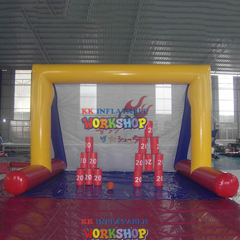 2020 popular inflatable event throwing sport for rental with good price