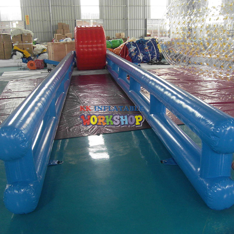 inflatable roller and course