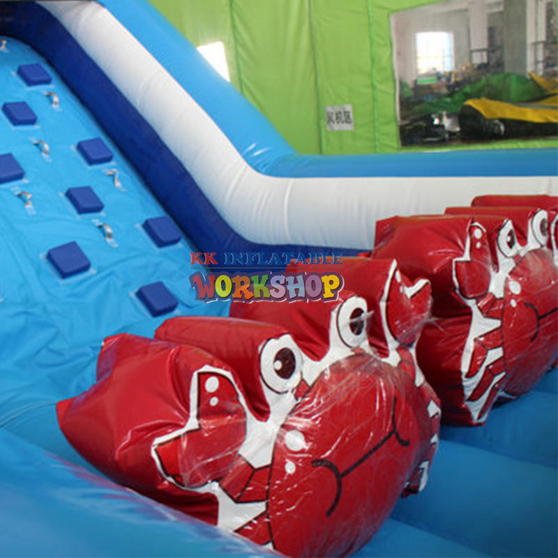 Inflatable bouncer playground bounce combo indoor fun city slide-park jumping castle