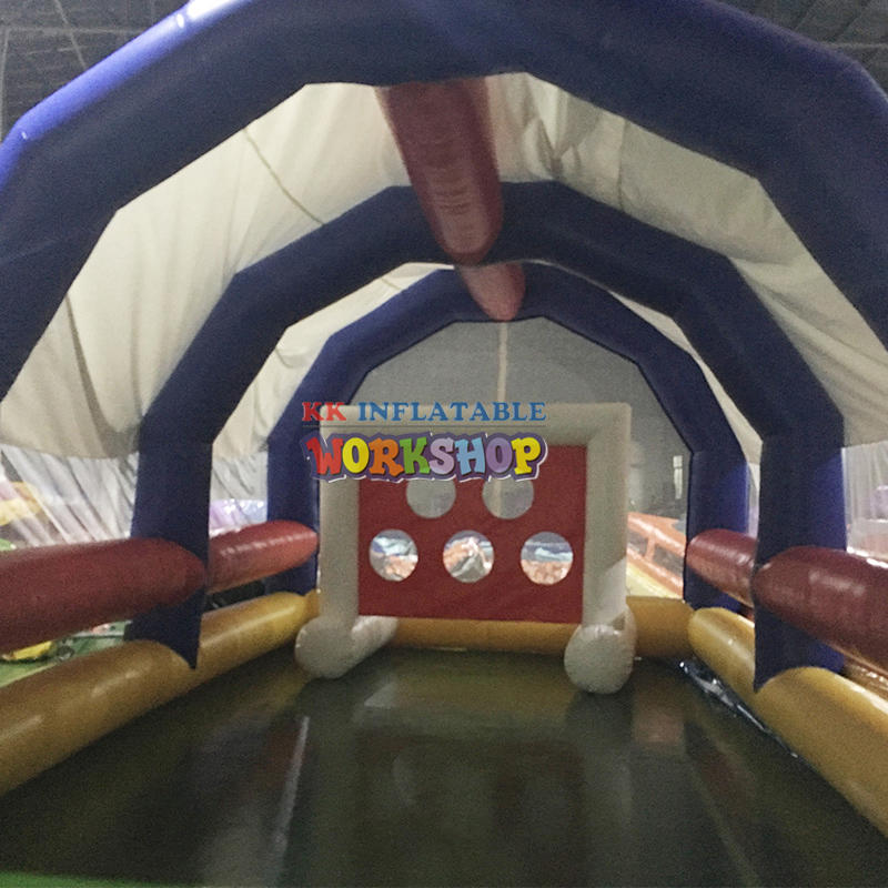 INFLATABLE BASEBALL BATTING CAGES