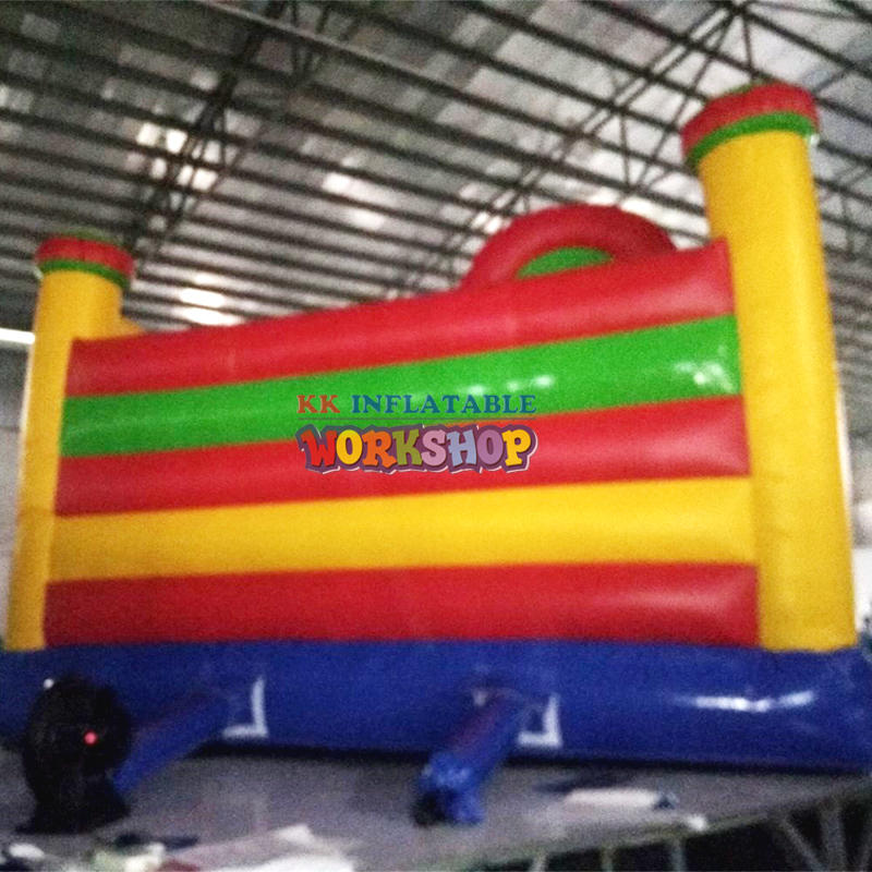 Small inflatable trampoline customization