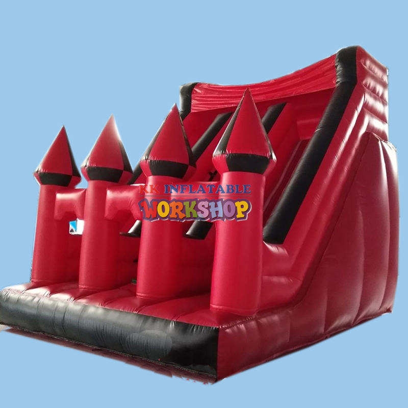 bouncer jumping kids inflatable slides for backyard